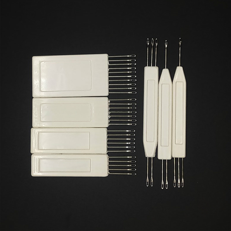 7PCS Transfercomb Transfer Tool Standard Gauge Needles For Wool Yarn Brother Knitting Machine KH840 KH860 Knitting Accessories