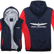 Goldwing GL1800 1500 Hoodies Jacket Winter Men Pullover Man