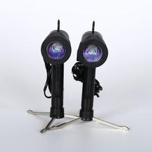 CY 220 В 50 Вт Portable Photo Studio Light Рабочего Фотосъемке галогенные точка Лампы Дневного Света Лампы + Штатив Стенд для Softbox