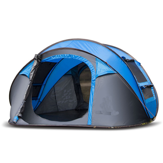 Brand New Instant Pop Up Tent Set-Up 3-4 Person Waterproof UV Protection  sc 1 st  AliExpress.com & Brand New Instant Pop Up Tent Set Up 3 4 Person Waterproof UV ...