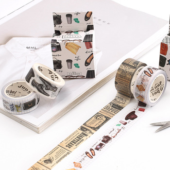 Decorative Adhesive Tape Masking Tape Office & School Supplies