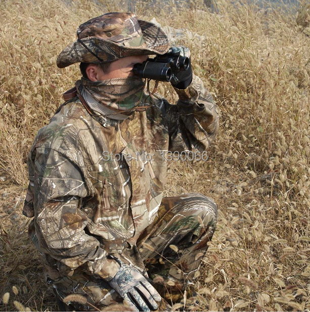 Fashional Sniper Tactical Bonic camouflage hunting clothes Gillette suit hunting jacket pants f Fishing hiking camping hunting winter outdoor sports camouflage clothing hunting clothes sniper tactical jacket ghillie suit hunting camping fishing