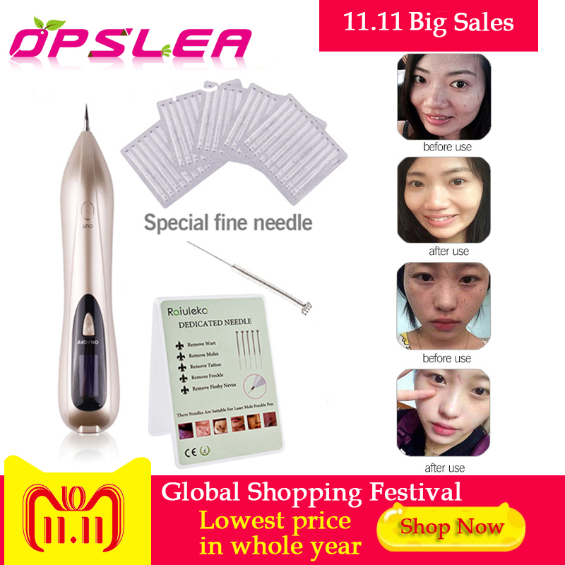 Plasma Pen Tattoo Mole Removal Laser Facial Freckle Dark Spot Remover Tool Wart Removal Machine Face Skin Care Beauty Device 95% new original for rsag7 820 4885 roh led42k300 power board hll 4046wg good working on sale