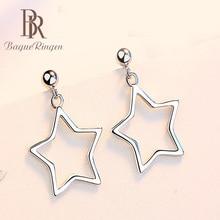 Begua Ringen 925 Sterling Silver Star Shaped Fashion Women E