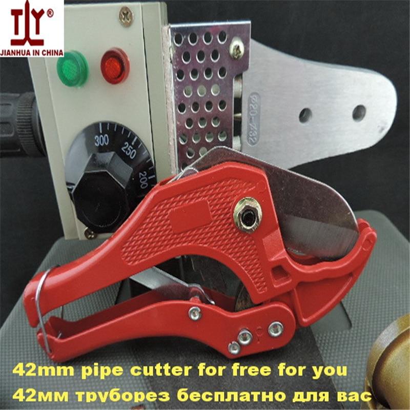Temperatūros valdymas PPR suvirinimo aparatas plastikinių - Suvirinimo įranga - Nuotrauka 3