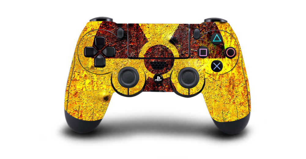 1pc Resident Evil PS4 Skin Sticker Decal For Sony PS4 Playstation 4 Dualshouck 4 Game PS4 Controller Sticker