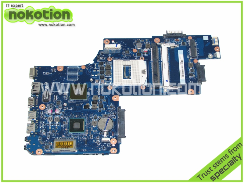 все цены на NOKOTIONLaptop motherboard for Toshiba Satellite C50 A571 - PT10SG DSC MB REV 2.0 69N0CKM42A01P GeForce GT710M  warranty 60 days онлайн