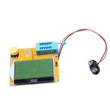 Тестер транзисторов тестер для диодов esr lcr mos pnp npn