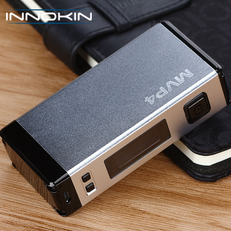 Original Innokin MVP4 QC 100W 4500mAh Battrery MVP4 TC Box MOD Battery by AETHON Microchip Suit iSub V tank E-cigarette