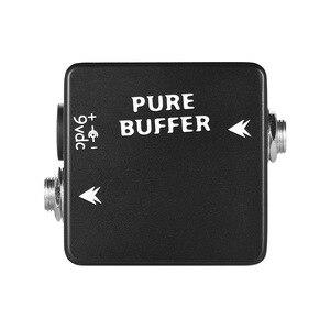 Image 3 - MOSKY PURE BUFFER pedale per chitarra Buffer pedale effetto chitarra Full Metal Shell parti e accessori per chitarra