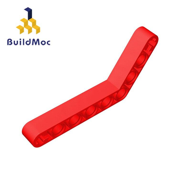 BuildMOC Compatible Assembles Particles 6629 For Building Blocks Parts DIY LOGO Educational Creative Gift Toys