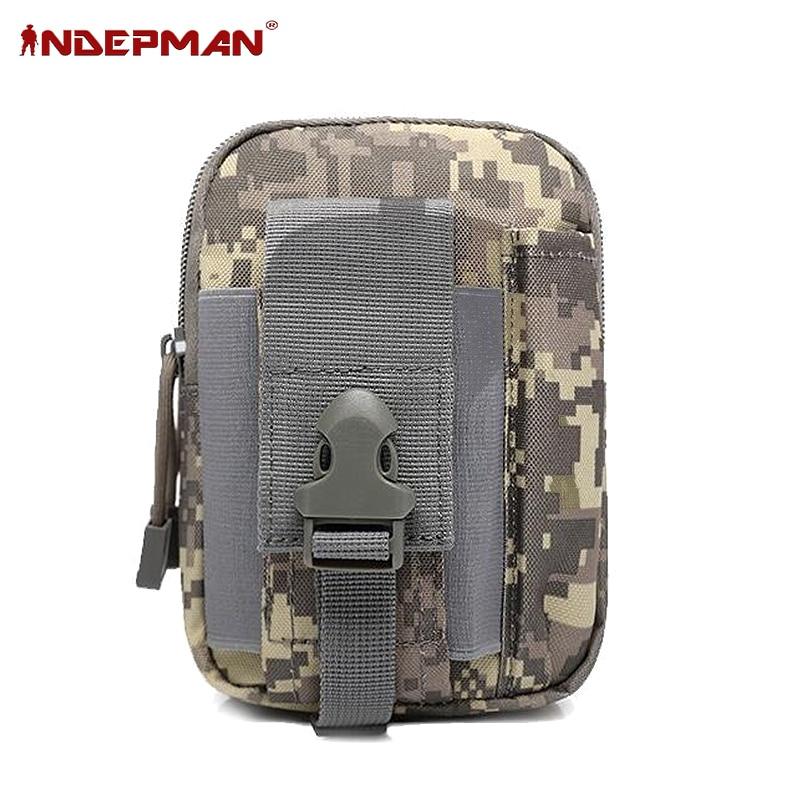Prix pour Wasit sacs sacs de chasse tactique molle pouch ceinture taille 600d molle téléphone portable/iphone smartphone nylon boucle taille poche edc sac