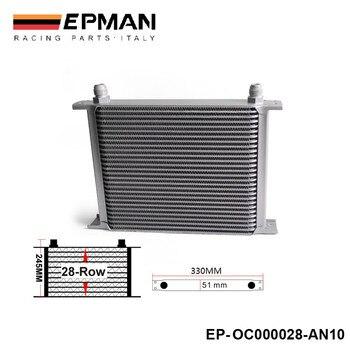 Universal 28-Row Motor/Transmissão TK-OC000028-AN10 10-UM Radiador de Óleo Têm em estoque