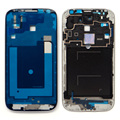 For Samsung Galaxy S4 I9500 Mid Cover Faceplate Frame Front Replacement Housing