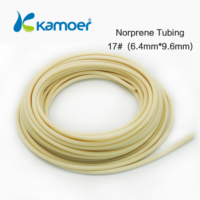 Norpene Tubing for Peristaltic Pump (from Saint-Gobain, Food Safe, Anti-corrosion, Water Tube, Chemicals Tube, Long Life) bt101f yz15 industrial medical lab food dispensing dosing filling tubing liquidperistaltic pump 0 006 420ml min