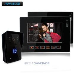 Проводка системы безопасности жилища видео телефон двери дверной звонок ИК камера запись фото функция