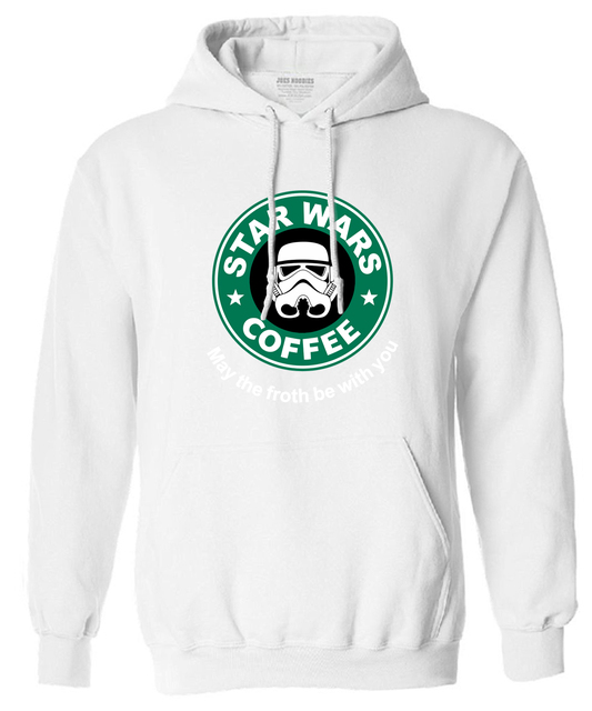 Star Wars Men Hoodie – Coffee