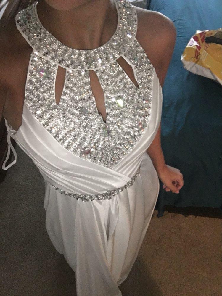 Вечернее платье,, длина до пола, сатиновые Сексуальные вечерние платья для выпускного вечера, элегантные длинные вечерние платья - Цвет: White