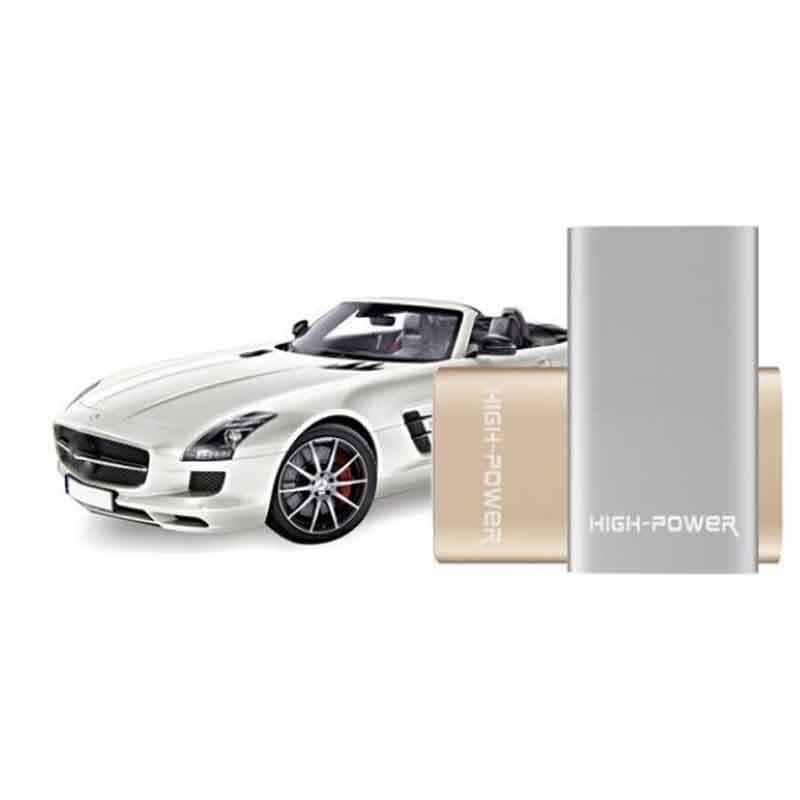 8000 mah Portable voiture saut démarreur batterie externe d'urgence Auto batterie véhicule saut démarreur voiture saut démarreur 12 V avec boîte en plastique - 4