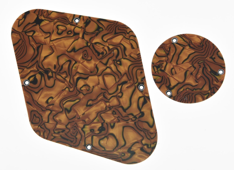Yibuy 4/x Antique en Bois Pied en Alliage de Zinc Mat/ériel Pied Tigre Pied Bronze Coins 4/x 3/cm