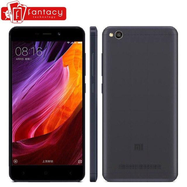 "Глобальная версия Xiaomi Redmi 4A 4 Смартфон Snapdragon 425 Quad Core 2 г оперативной памяти 16 г ROM FDD LTE 4 г 5 ""13MP 1280x720 P MIUI 8.5 OTA"