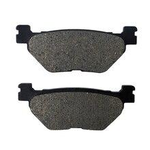 Motorcycle Rear Brake Pads Disc For YAMAHA TDM900 XVS950 FJR1300A FJR1300 XVS1300 XV1700 V-Max XV1900A XV1900 MIdnight Star