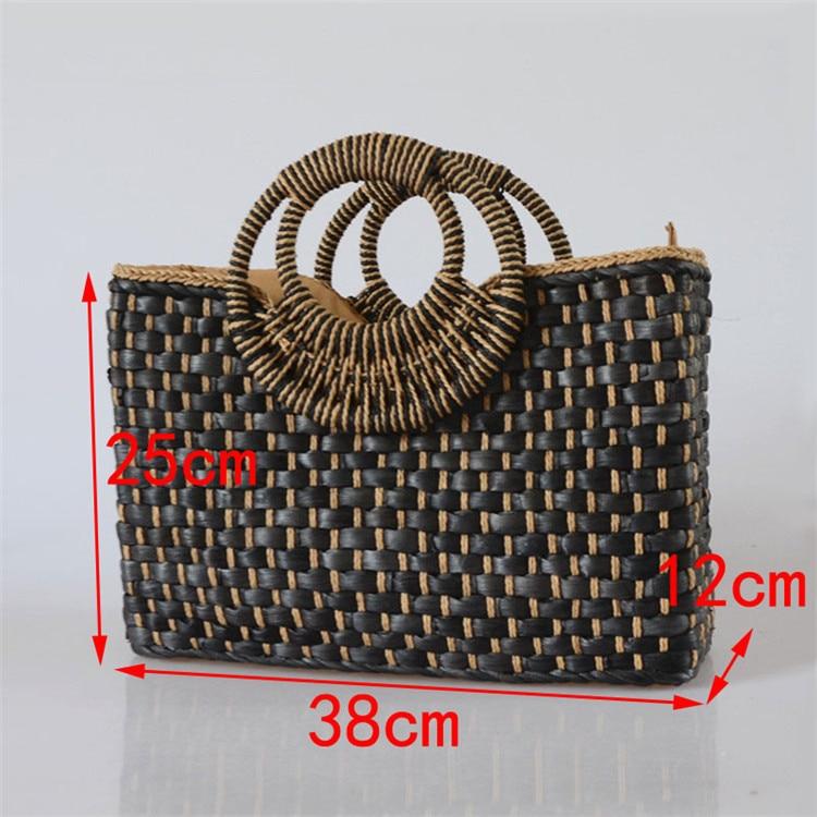 3(1)olsa palha natural  Bolsa palha de mão  bolsa feminina  bolsa de palha feminina  bolsa de palha  bolsa de mão feminina