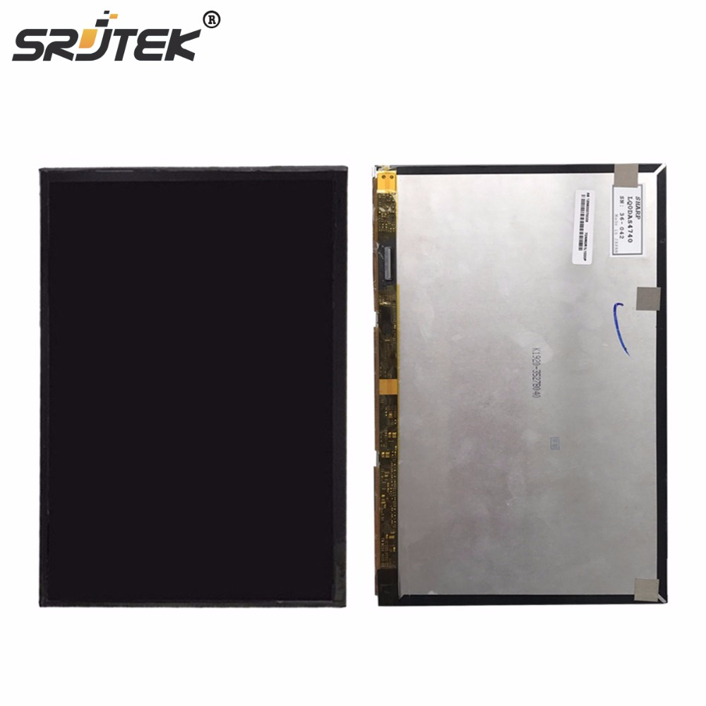 Srjtek 10.1 inch for ASUS TF701 TF701T LCD Screen LQ101R1SX03 LCD Display Inner Screen Panel Matrix Replacement Parts new original lcd screen for asus tf701 tf701t lcd display inner screen panel replacement parts