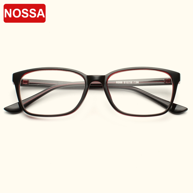 4087769f4cd New Trendy Prescription Optical Frame Men Women Excellent Myopia Glasses  Frames Clear Lens Eyewear Students Casual