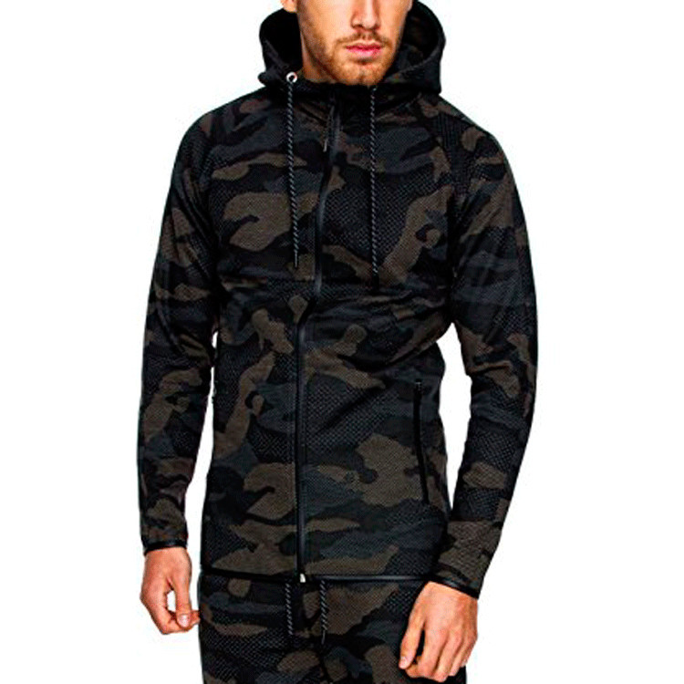 Image 4 - Anti Mosquito Sale Fishing Clothes Men The New 2019 Men Outdoor Camouflage Jacket Heat Sublimation Clothing Cardigan Coat-in Fishing Clothings from Sports & Entertainment
