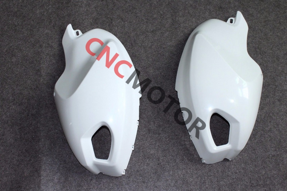 Unpainted Raw Right + Left Side Panel Fairing Kit for DUCATI 696 796 M1100 зажимы apex hic mono kit raw