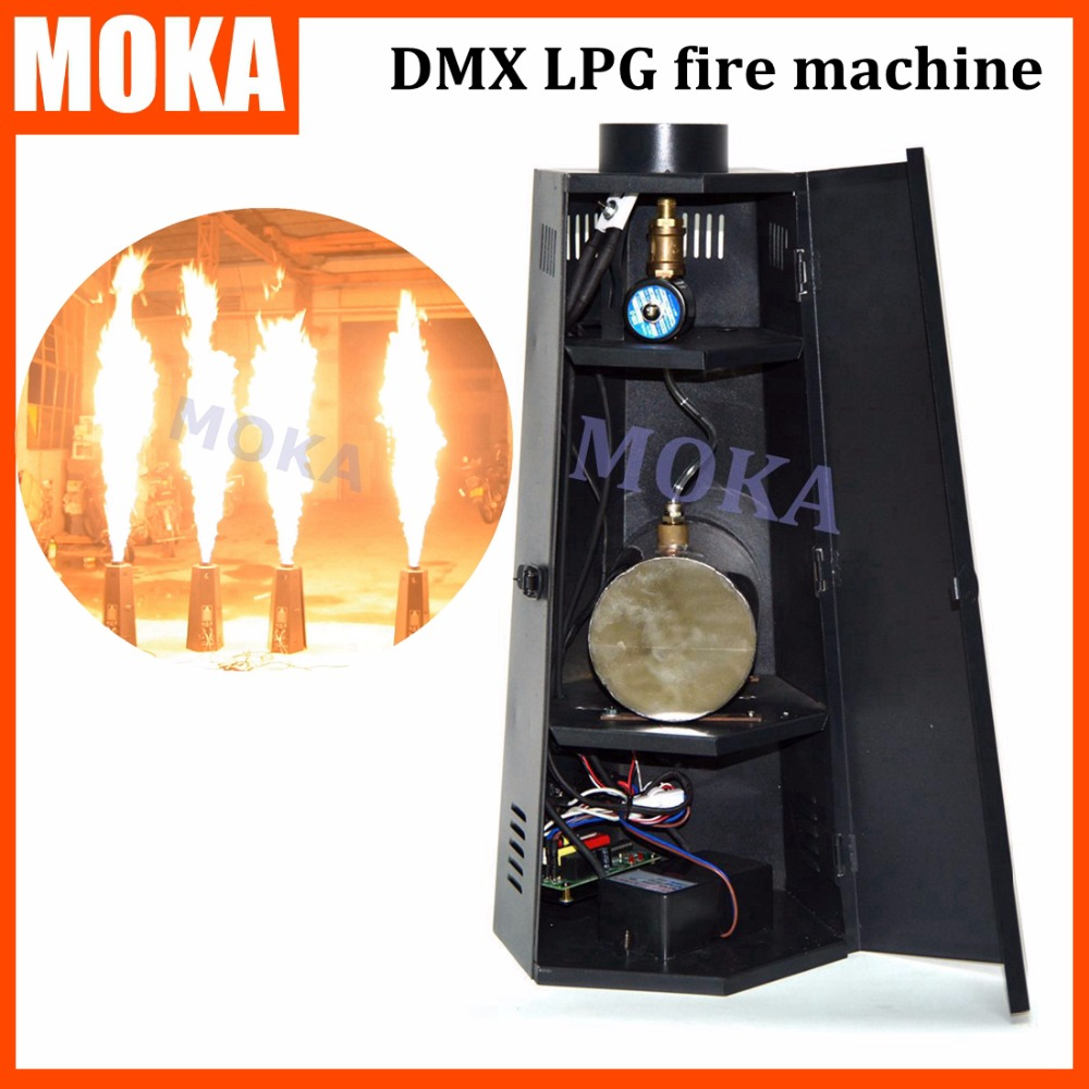dmx machine
