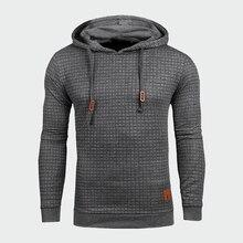 Hoodies Men Hoody Male Long Sleeve Solid Color Hooded Men's Sweatshirt Mens Hoodie Tracksuit Casual Coat