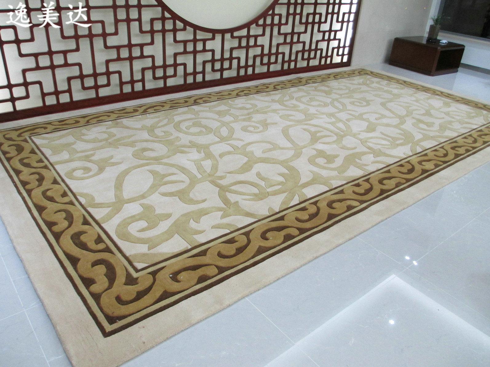 Online kopen wholesale perzische wollen tapijt uit china perzische ...