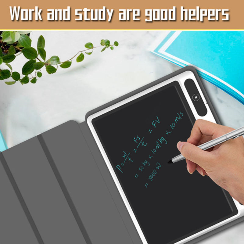 10.1 Inch LCD Business Writing Tablet Portable Electronic Drawing Board One-Click Erasable Tablet Digital Handwriting Notepad