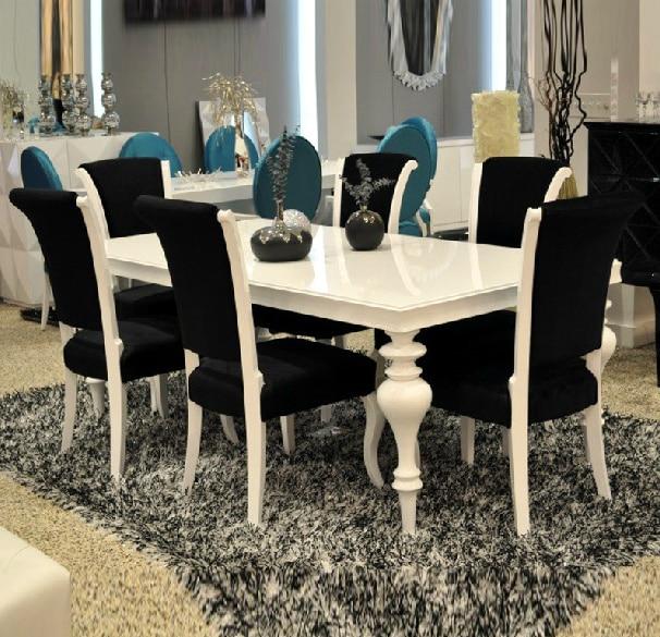 Comedor combinación Villa neoclásica club modelo de lujo de estilo ...