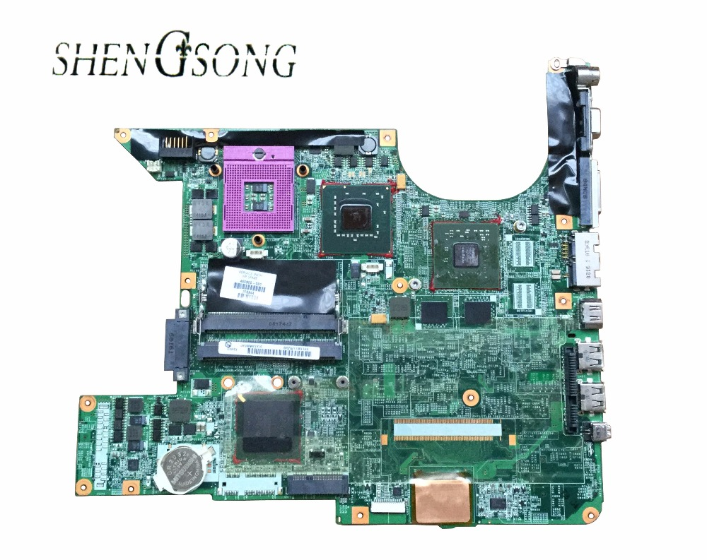 460900-001 for HP DV6000 DV6500 DV6700 Latop Motherboard G86-730-A2 DA0AT3MB8F0 Mainboard 100% tested fully work