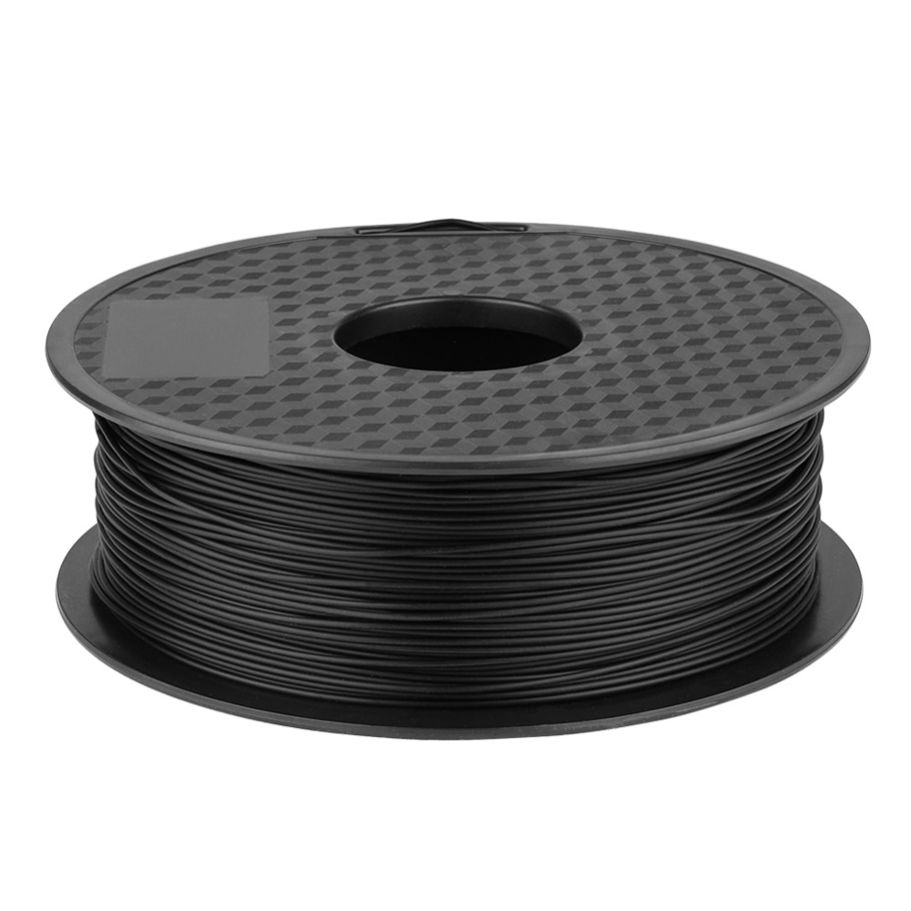 Ender White/Black 1KG/Roll 3D Printer Filament for Good Toughness