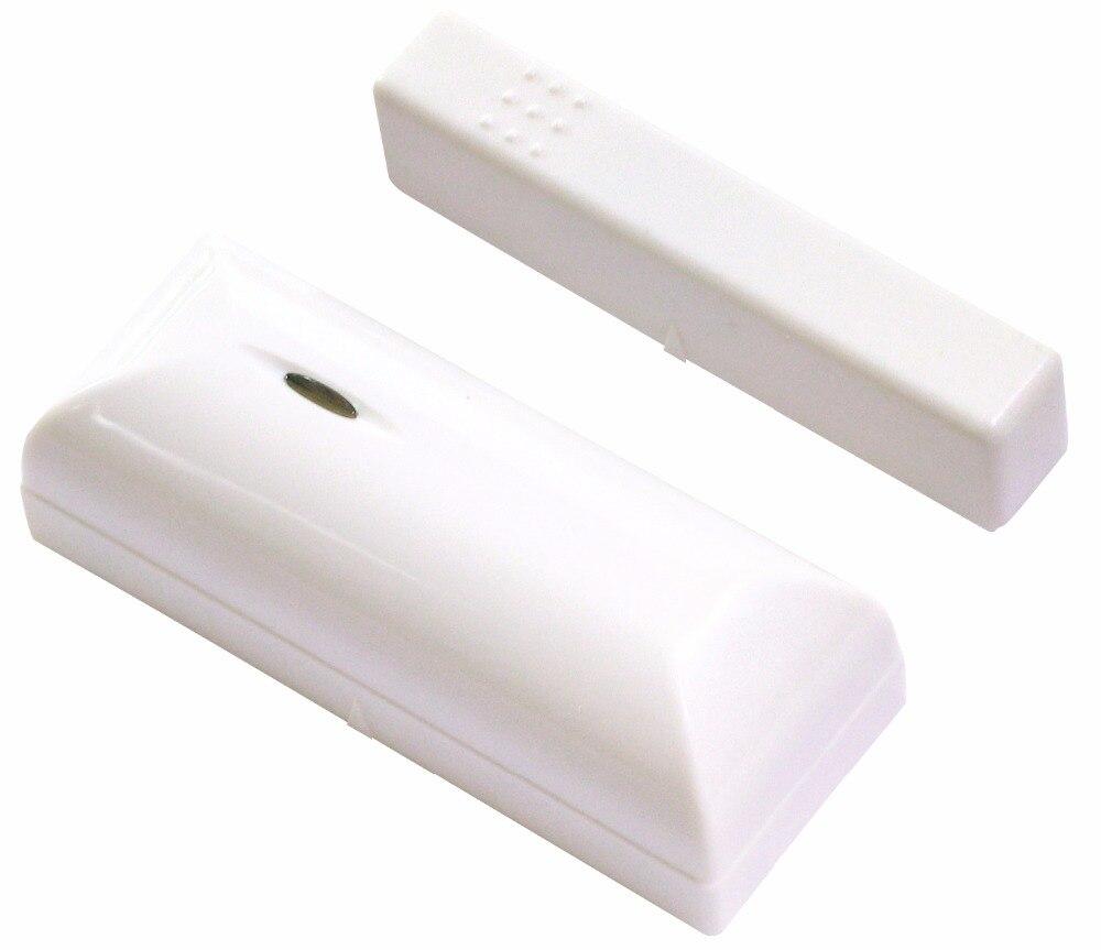 8pcs/lot MD-210R Wireless Door Sensor Anti Lost /Anti Tamper/ Auto Status Report Smart Alarm  433mhz /868mhz Wi-fi Windows Sesor