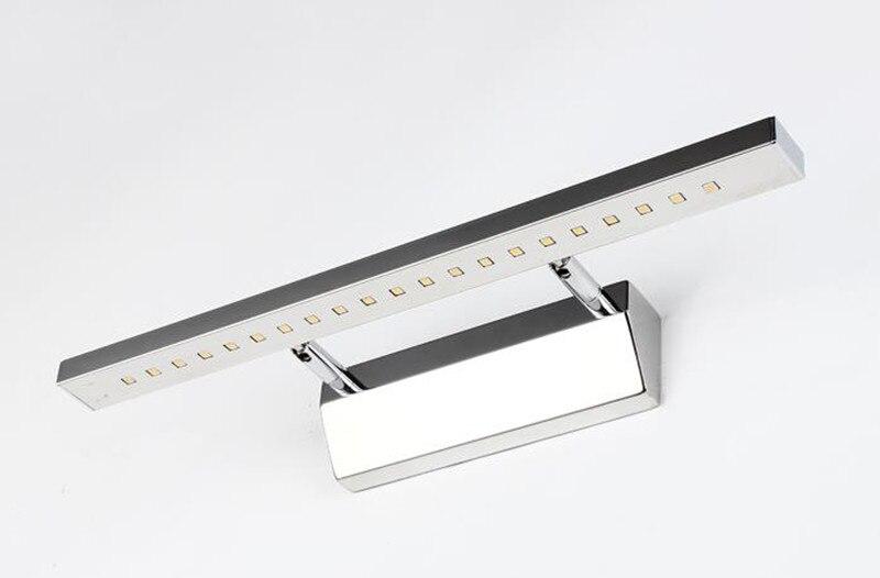 Verlichting Spiegel Badkamer : Badkamer licht 5 w 7 w led spiegel verlichting rvs make up lampen