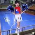 Custom Six One Children Cheerleading Costume  Children Dance Cheerleading Gymnastics