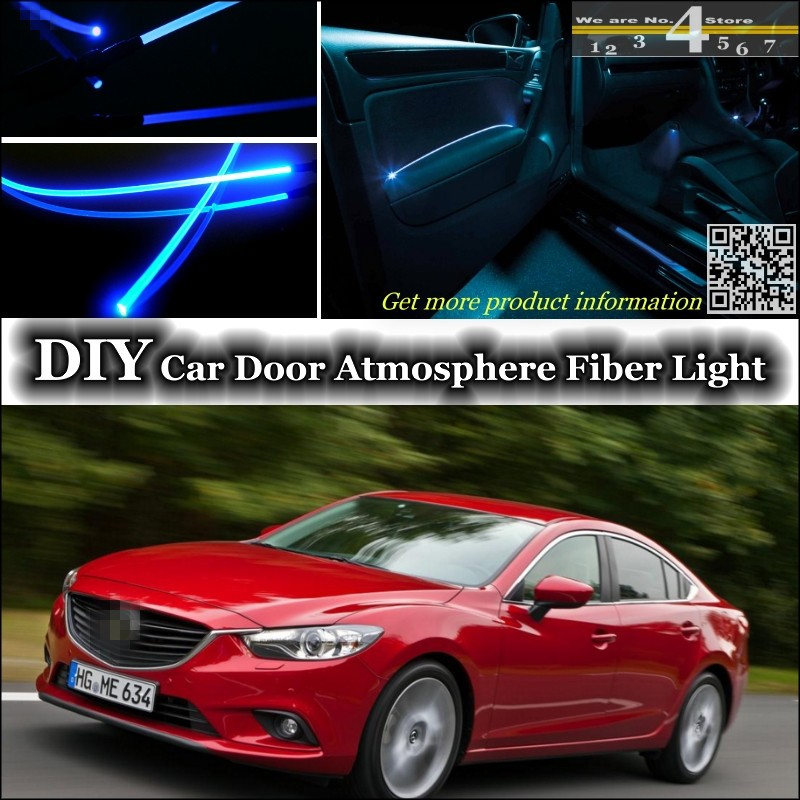 Wspaniały Dla Mazda 6 Mazda6 M6 posłowie Atenza wnętrze Ambient Light Tuning KV66