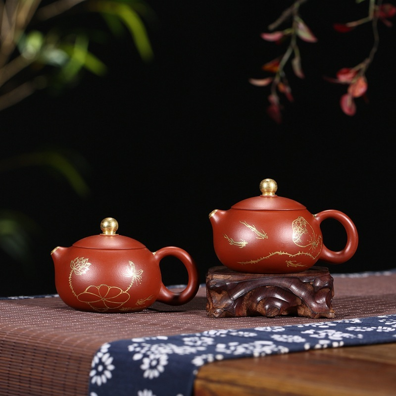 Recommended yixing craftsmen vivi manual direct sale wholesale undressed ore tea kettle fuels the little beautyRecommended yixing craftsmen vivi manual direct sale wholesale undressed ore tea kettle fuels the little beauty