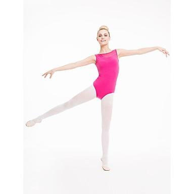 c1ff395082 Dancer s Choices Black Cotton Lycra Sleeveless Leotard Sweetheart Mesh Back  Girls Ballet Dancewear Women Bodysuit-in Ballet from Novelty   Special Use  on ...