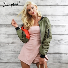 Simplee Strapless leather suede jumpsuit romper Women slim pink winter irregular short playsuit Elegant autumn female overalls