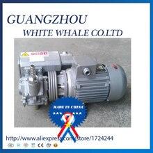 Xd-010 380 В 50 Гц 0.37kw 10м3 / ч одноступенчатые нефть герметичный роторный вакуумный насос для вакуумной упаковки