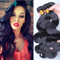 Filipino Virgin Hair Body Wave Unprocessed Hair Weaves 100% Virgin Filipino Hair Body Wave 4Pcs/Lot Rosa Queen Hair Products