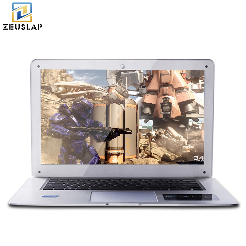 ZEUSLAP-A8 14inch 1920X1080P FHD 8GB RAM+240GB SSD+1TB HDD Windows 10 System Ultrathin Dual Disks Laptop Notebook Computer 2g ram 64g ssd 11 6 inch rotating and touching hd screen 2 in 1 windows 8 or 8 1 system laptop computer netbook for office