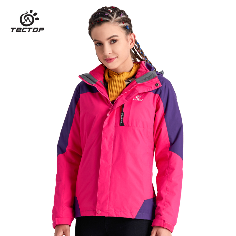 ФОТО Waterproof Jacket Women Polar Hunting Suit Rain Jacket Women Windstopper Heated Rain Protection Thermal Sport Outdoor Clothing