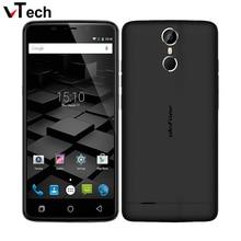 Оригинал Ulefone Вене HIFI 5.5 inch FHD 4 Г LTE Android 5.1 64-бит MTK6753 Octa Ядро Смартфон 3 ГБ RAM 32 ГБ ROM 13.0MP Touch ID